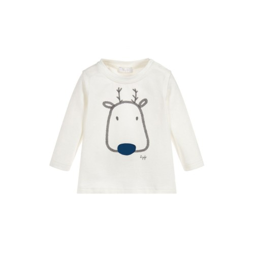 T-SHIRT BABY MILK/ BLUETTE