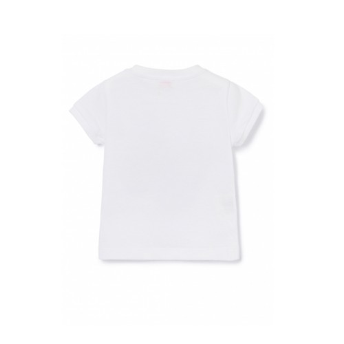T-SHIRT ALB FLUTURE